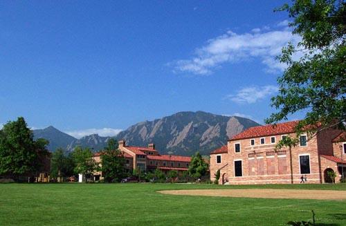 科罗拉多大学波尔得分校